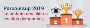 IFSI, PACES : sur le podium des filières les plus demandées sur Parcoursup