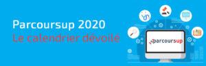 Parcoursup : le calendrier 2019-2020 dévoilé !